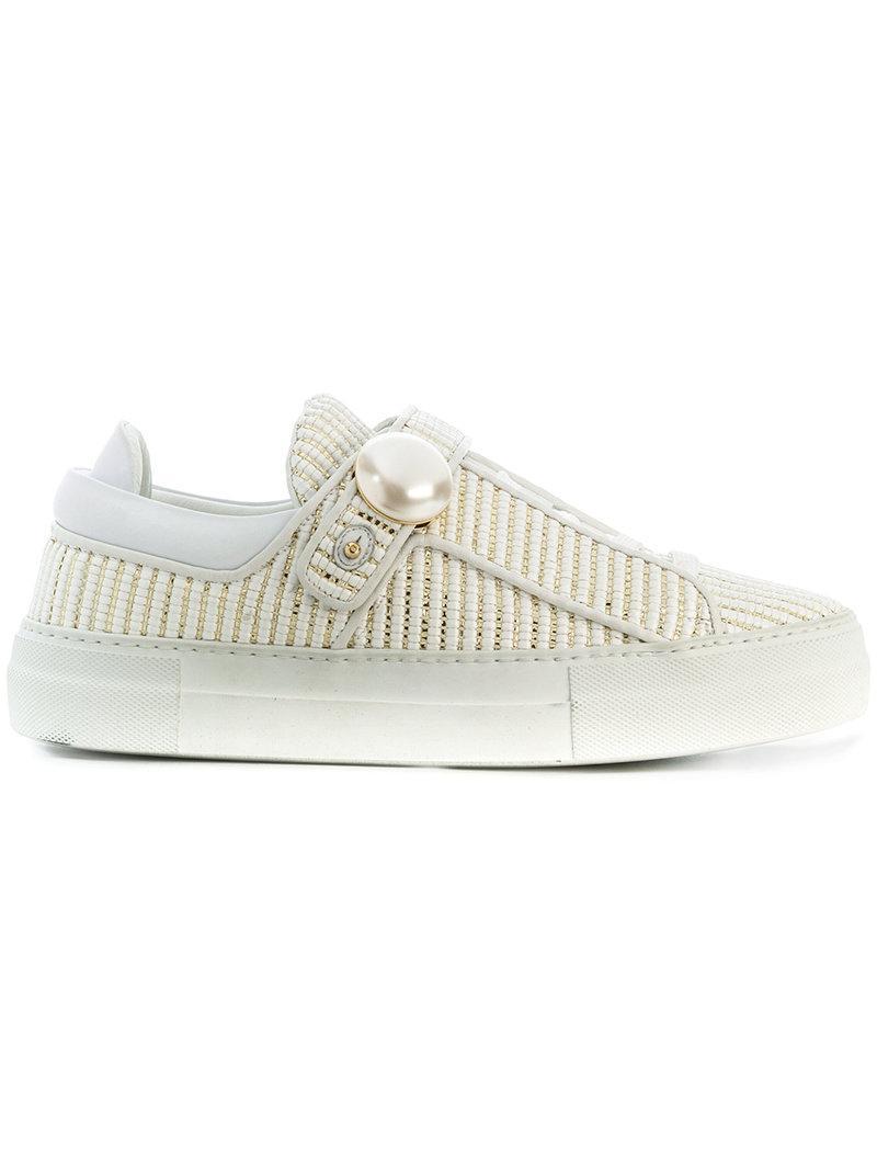 Pearlogy sneakers - White Nicholas Kirkwood zXvA3UYs9