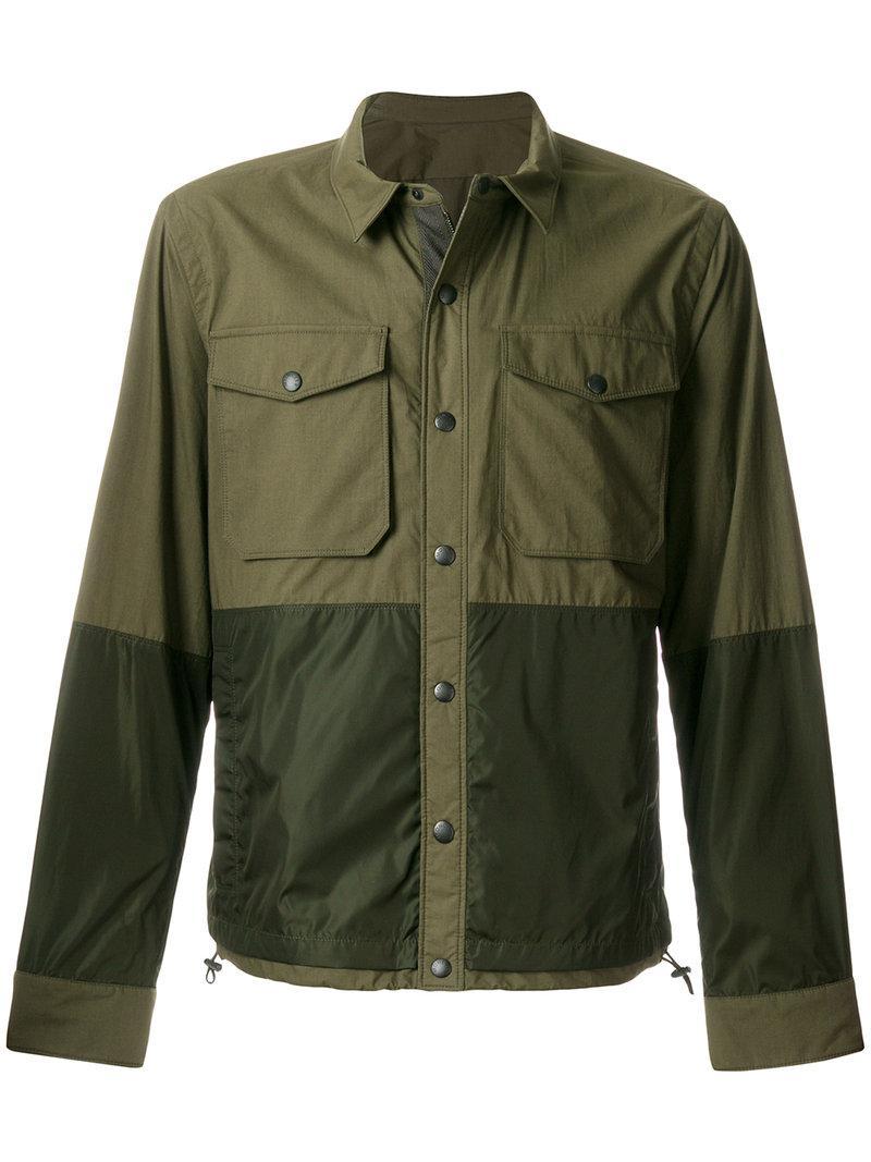 2b1480819 Lyst - Moncler Ander Jacket in Green for Men - Save 35%