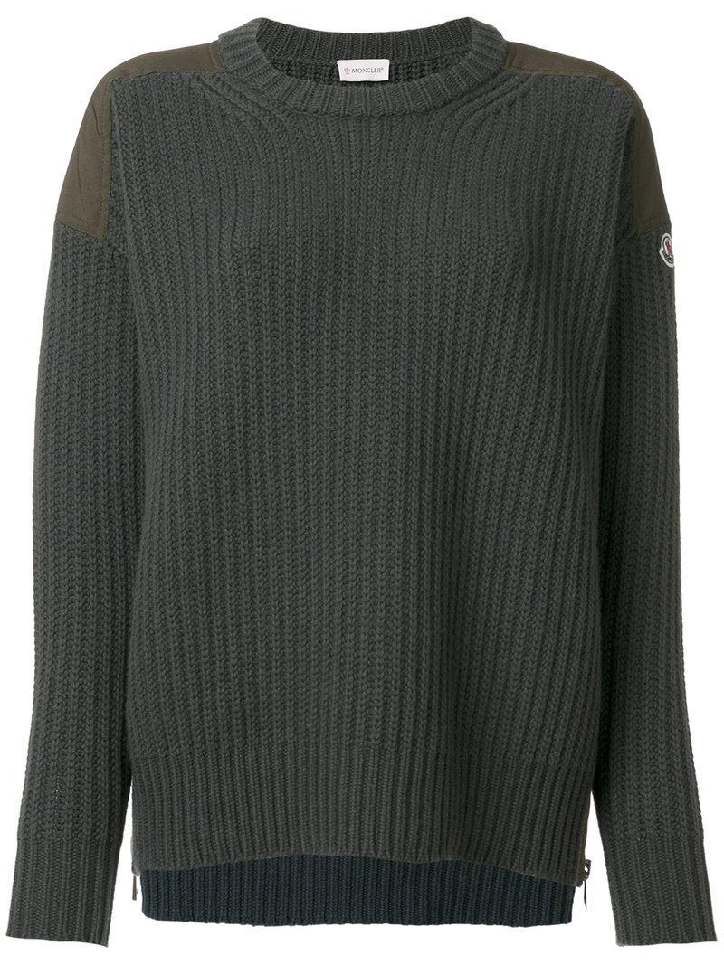 moncler Knitwear GREEN