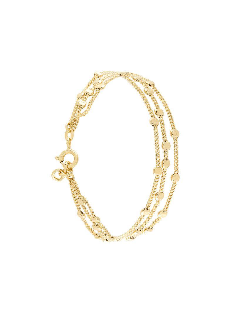 Wouters & Hendrix My Favourite key charm bracelet - Metallic uKSzyXr3