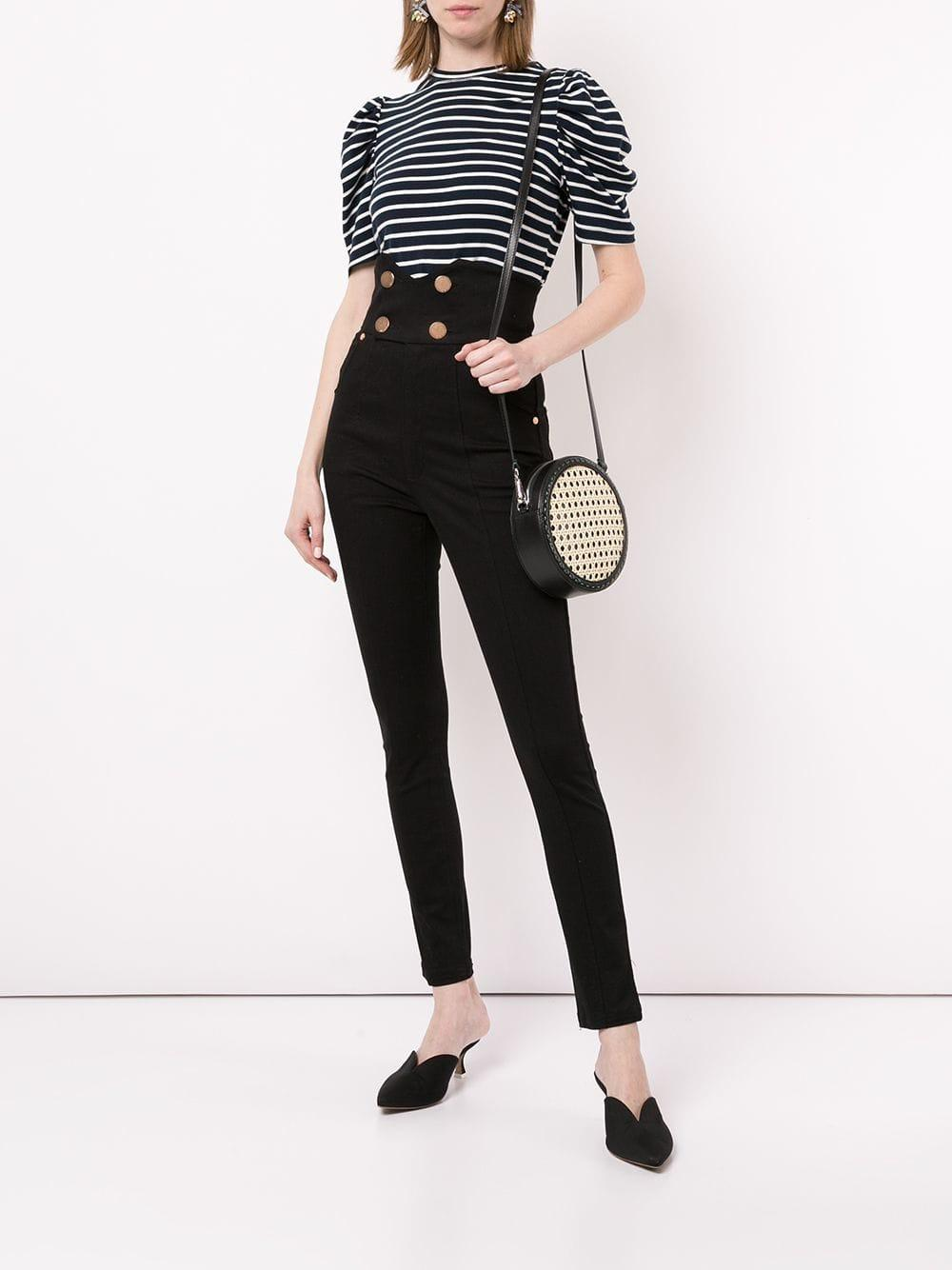 3c46b1bfa3 Lyst - Alice McCALL Shut The Front Jadore Jeans in Black - Save 52%
