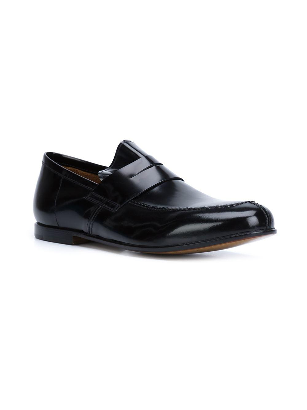 Lyst - Armando Cabral  church  Penny Loafers in Black for Men b404c47aa6a