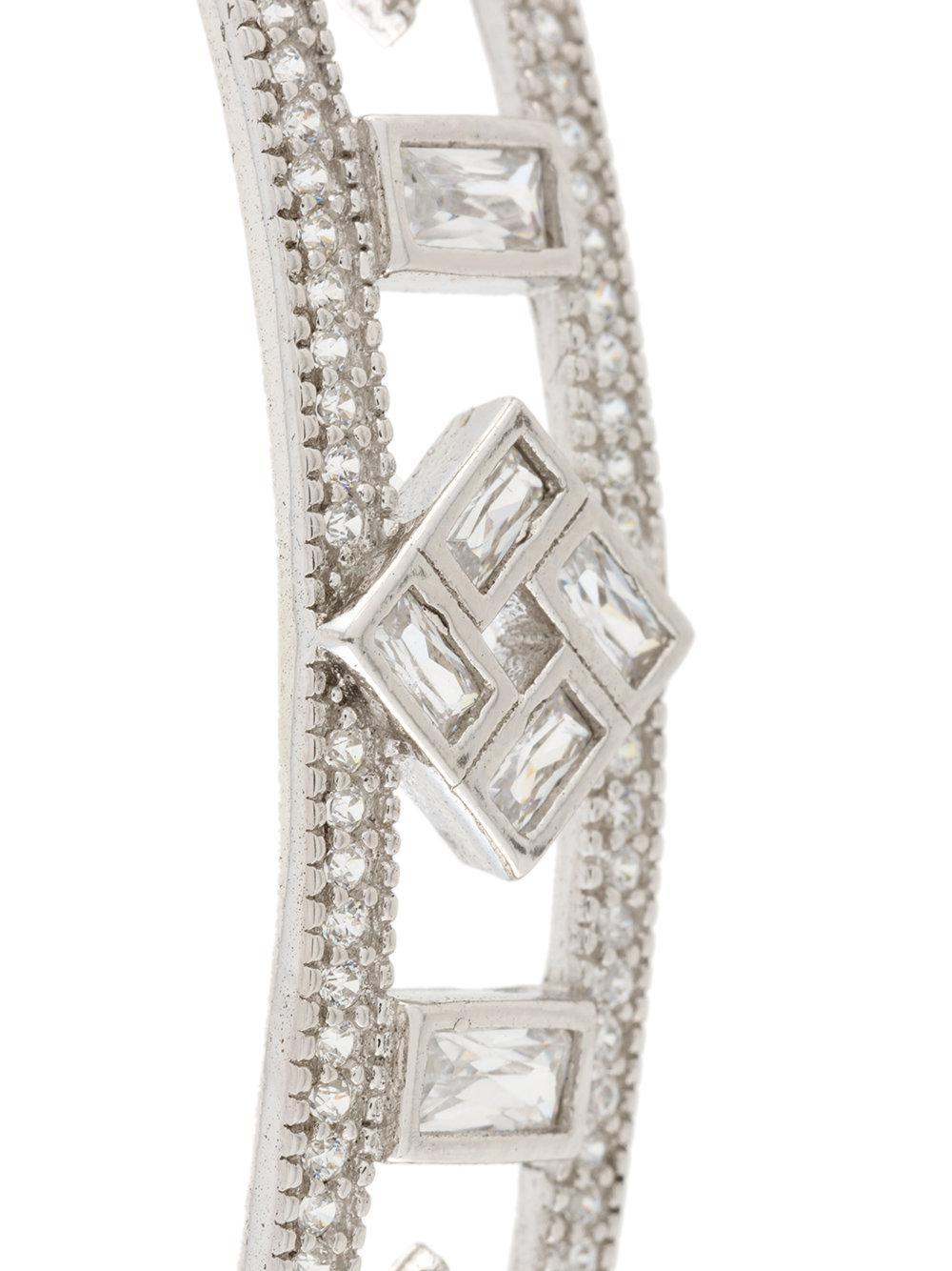 Alize bracelet - Metallic V JEWELLERY o1whjdDE2b