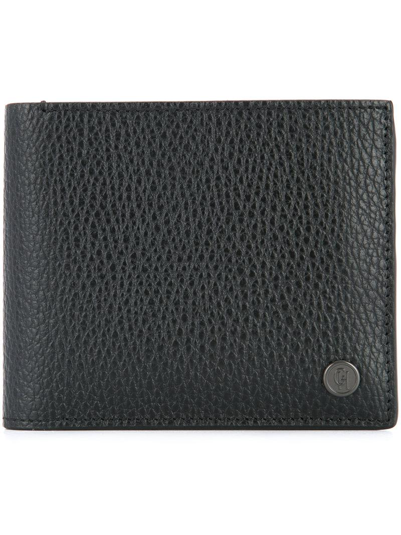 GIEVES & HAWKES Portefeuille à plaque logo JFlKkphh