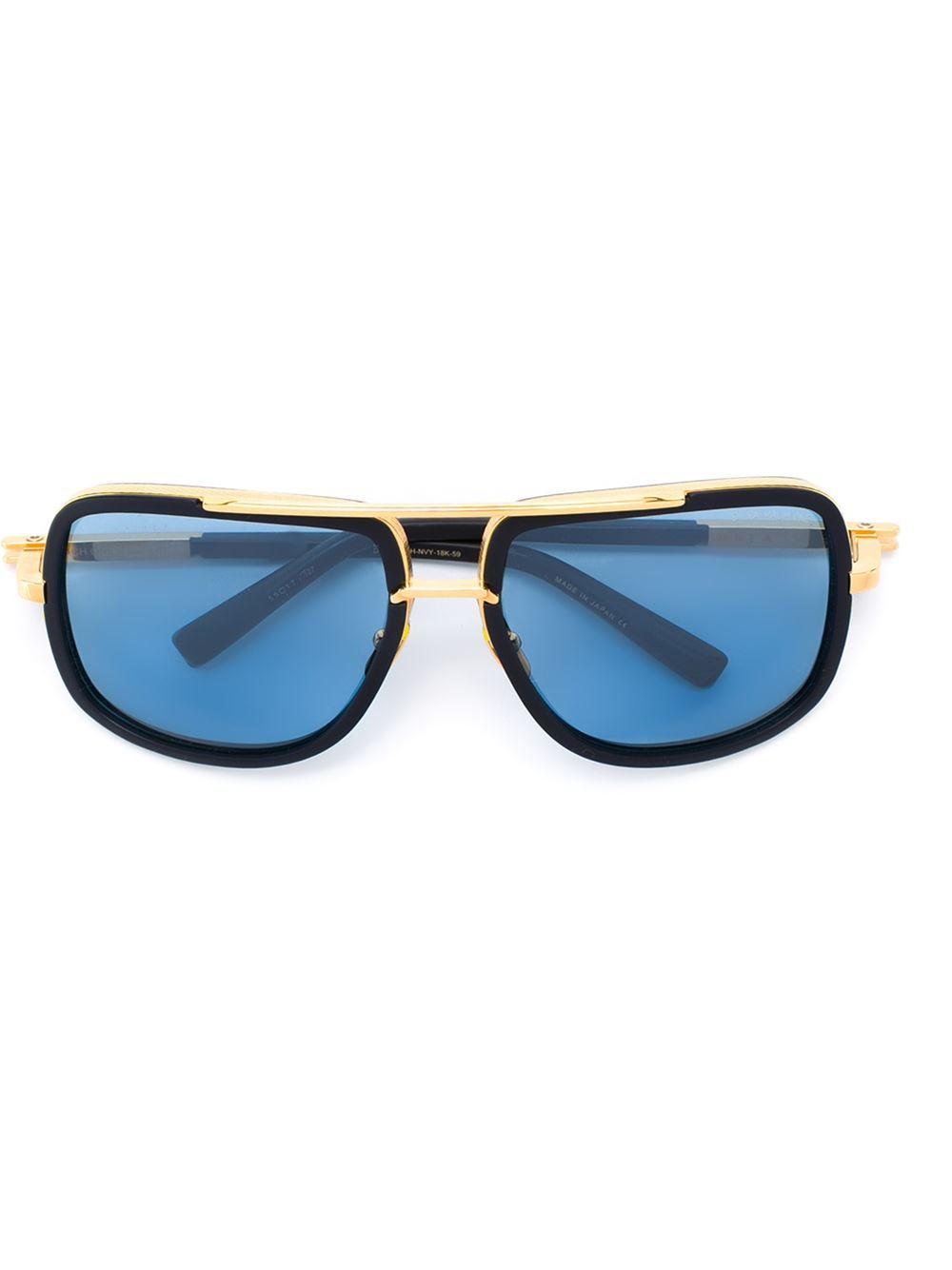 91aee9bd207a Lyst - Dita Eyewear  mach One  Sunglasses in Black for Men