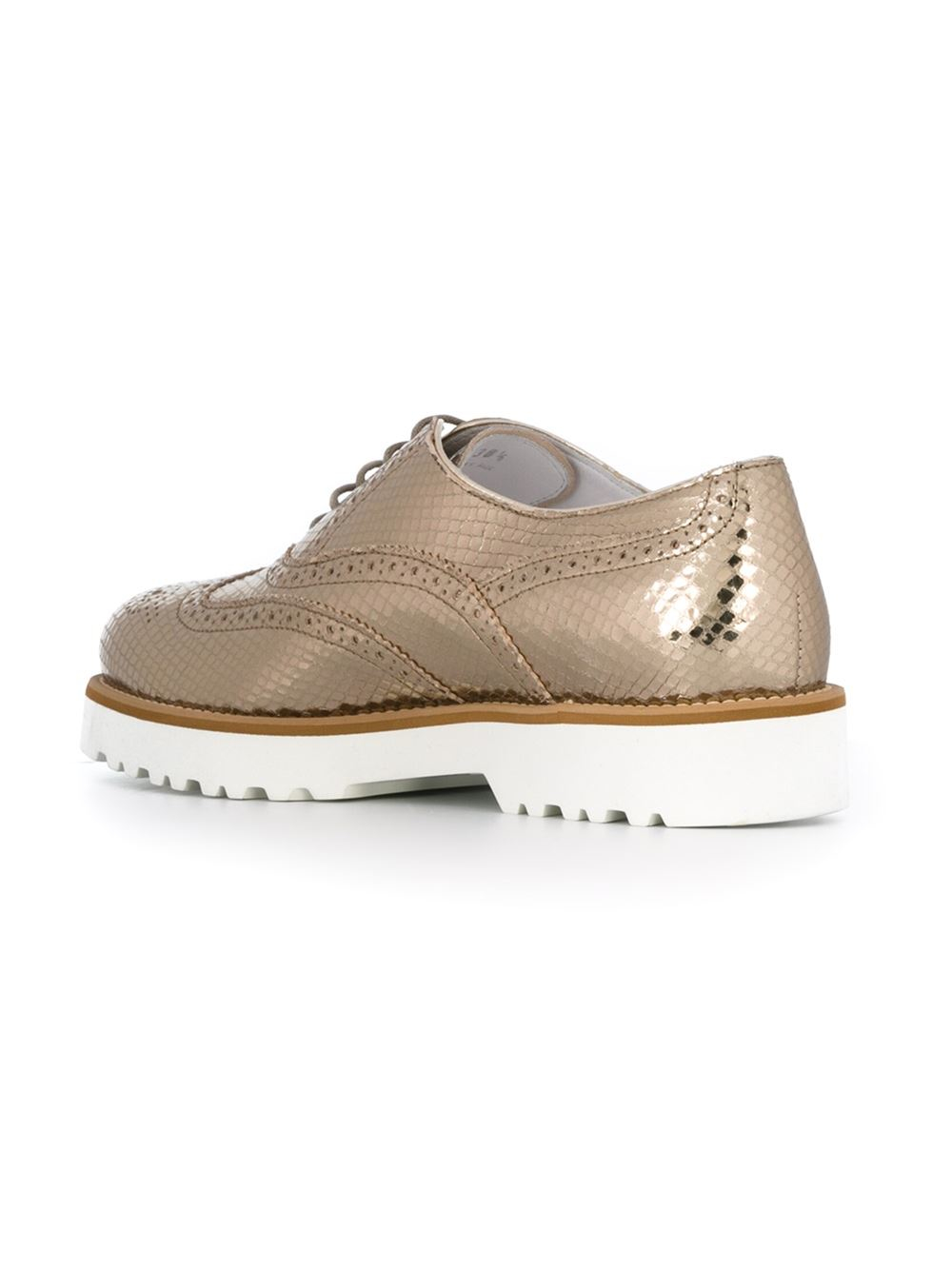 Find metallic leather brogues at ShopStyle. Shop the latest collection of metallic leather brogues from the most popular stores - all in one place.