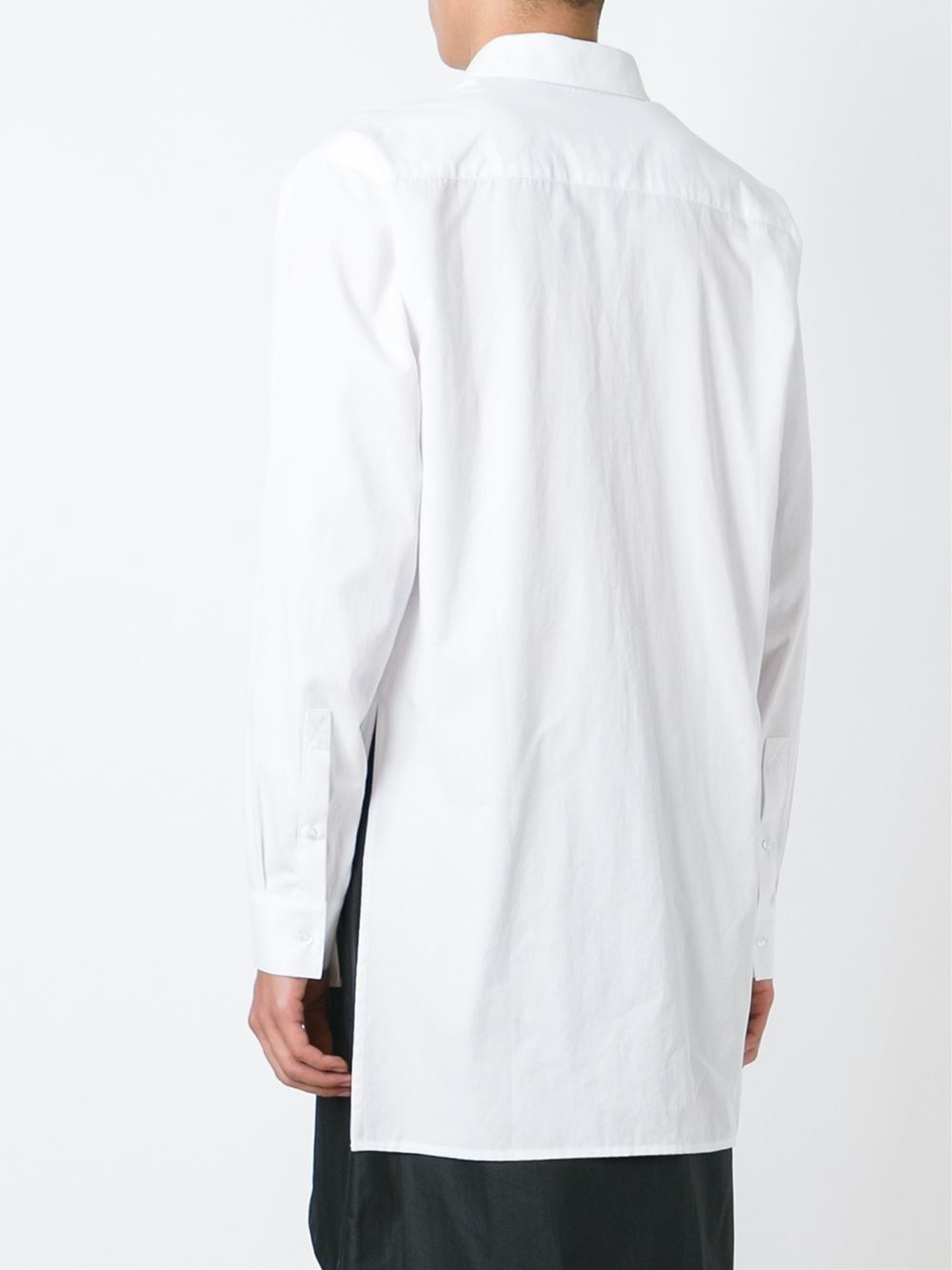 Embroidered Shirts Men