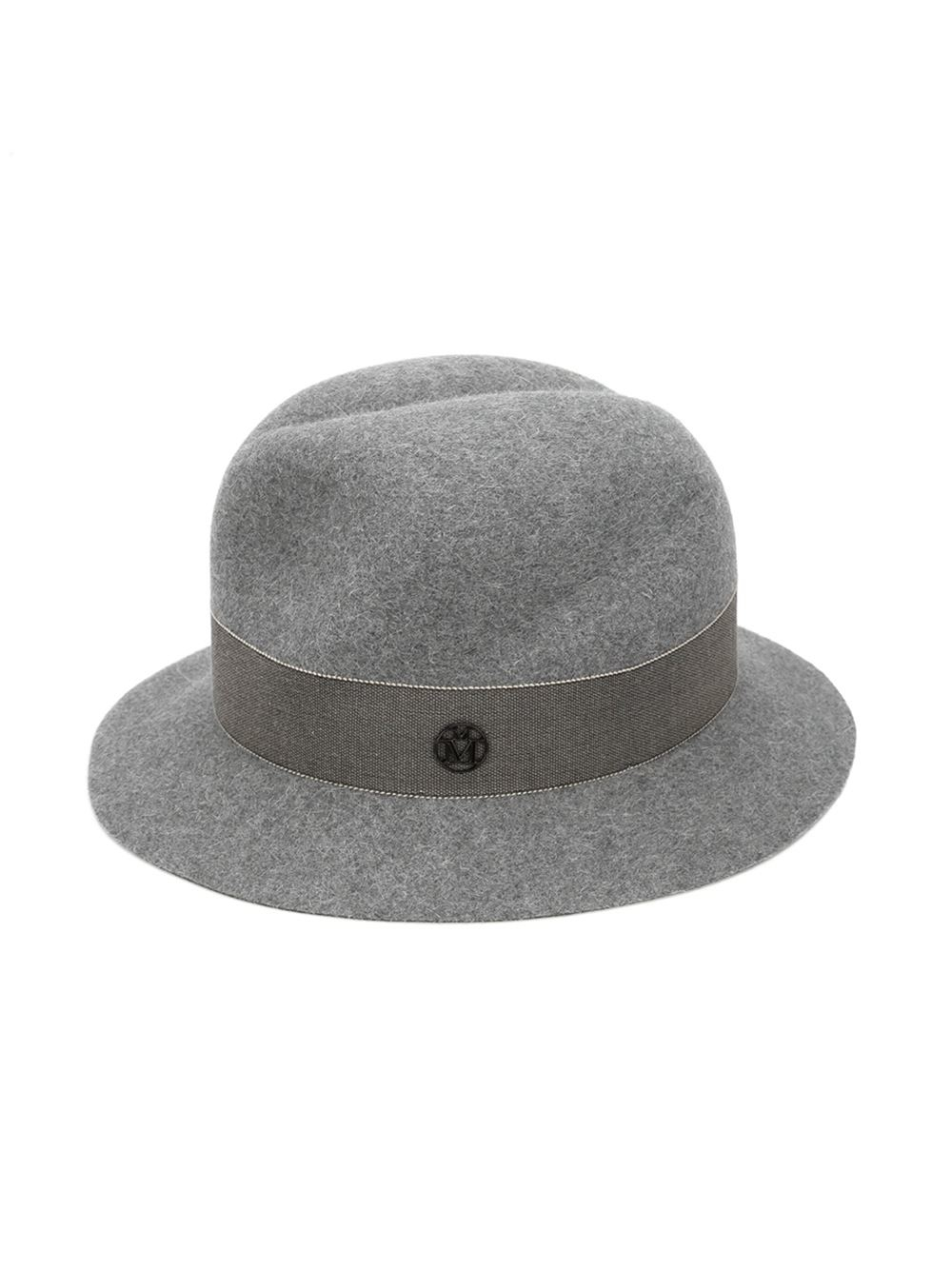 Lyst maison michel 39 yoshika 39 hat in gray for Maison michel