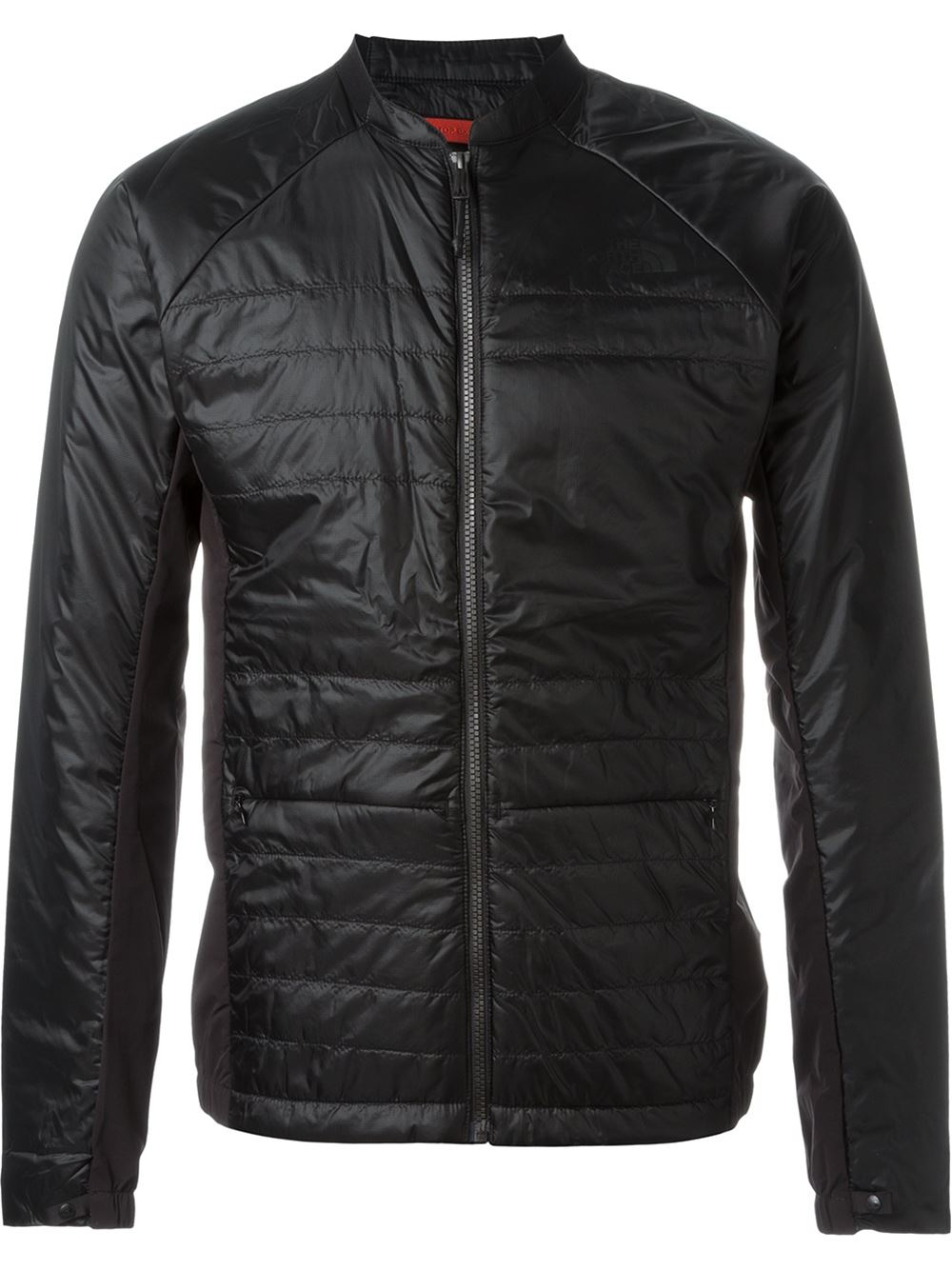 Lyst The North Face Padded Jacket In Black For Men