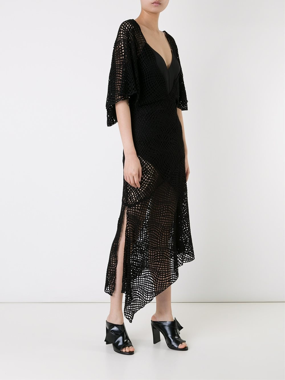 Manning Cartell Raw Intent Dress In Black Lyst
