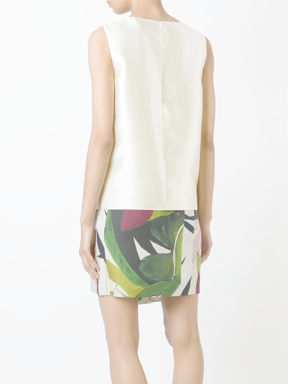 Erika Cavallini Semi Couture Dasya Dress In White Lyst
