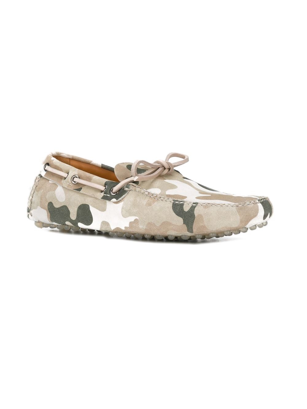 Car shoe Camouflage Driving Shoes for Men