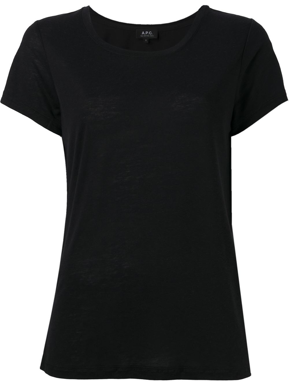 Black L'Agence t-shirt with scoop neck and cap sleeves. $ Get Sale Alert Free Ship + Free Returns Caslon Short Sleeve Scoop Neck Tee Soft, stretchy cotton comprises a scoop-neck tee with short sleeves. Style Name:Caslon Short Sleeve Scoop Neck Tee (Regular & .