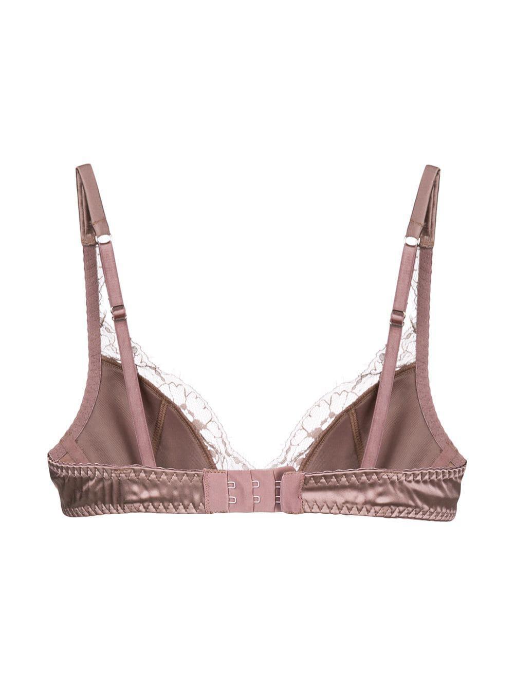0c8ccb453b Fleur Of England - Pink Signature Plunge Bra - Lyst. View fullscreen