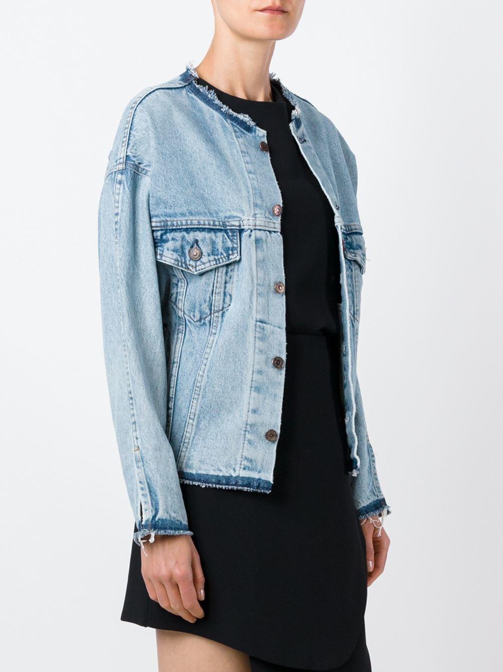 White Levi Jeans For Women