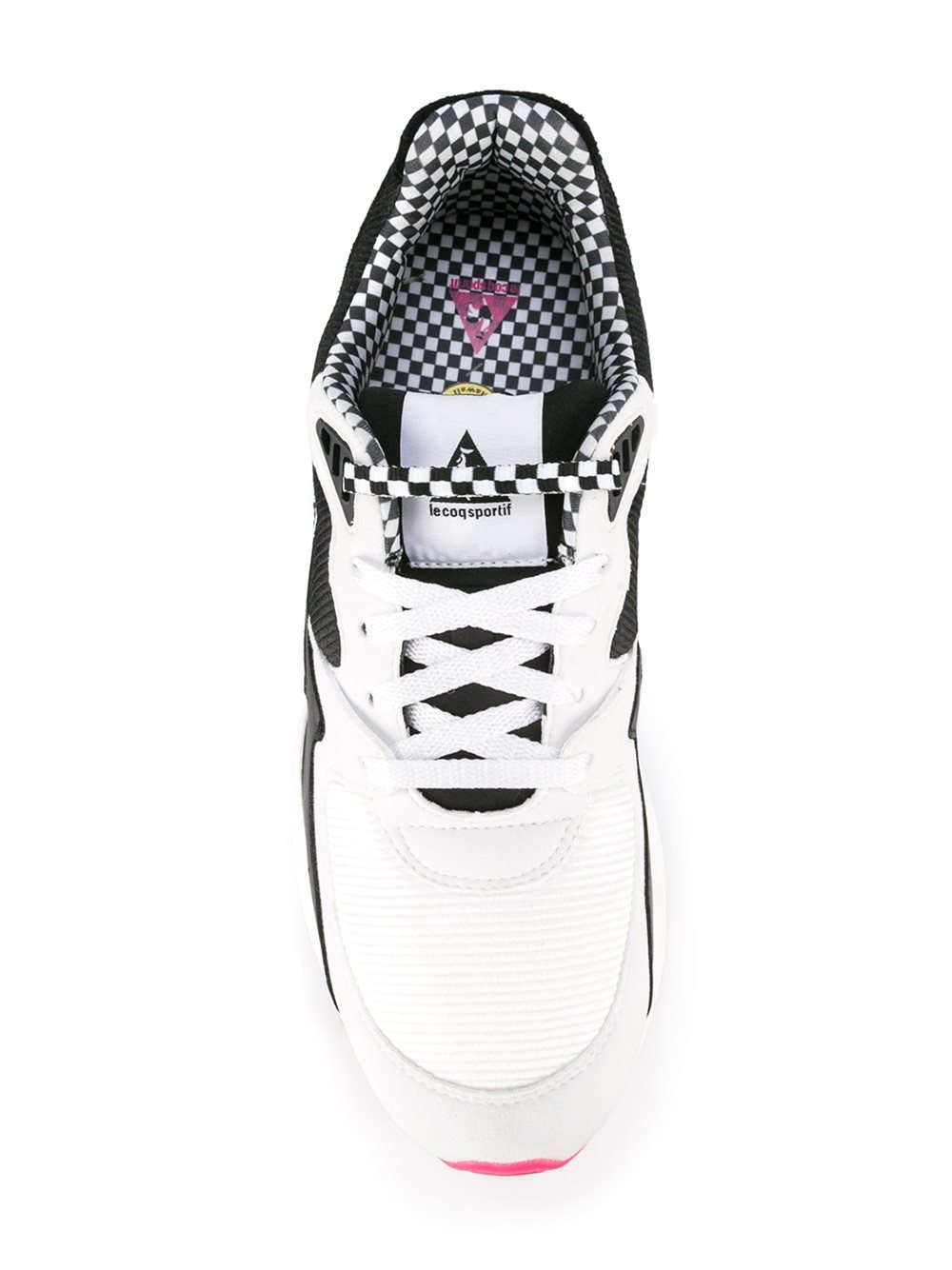 Le coq sportif T&c Surf X 'lcs R800' Sneakers in White for ...
