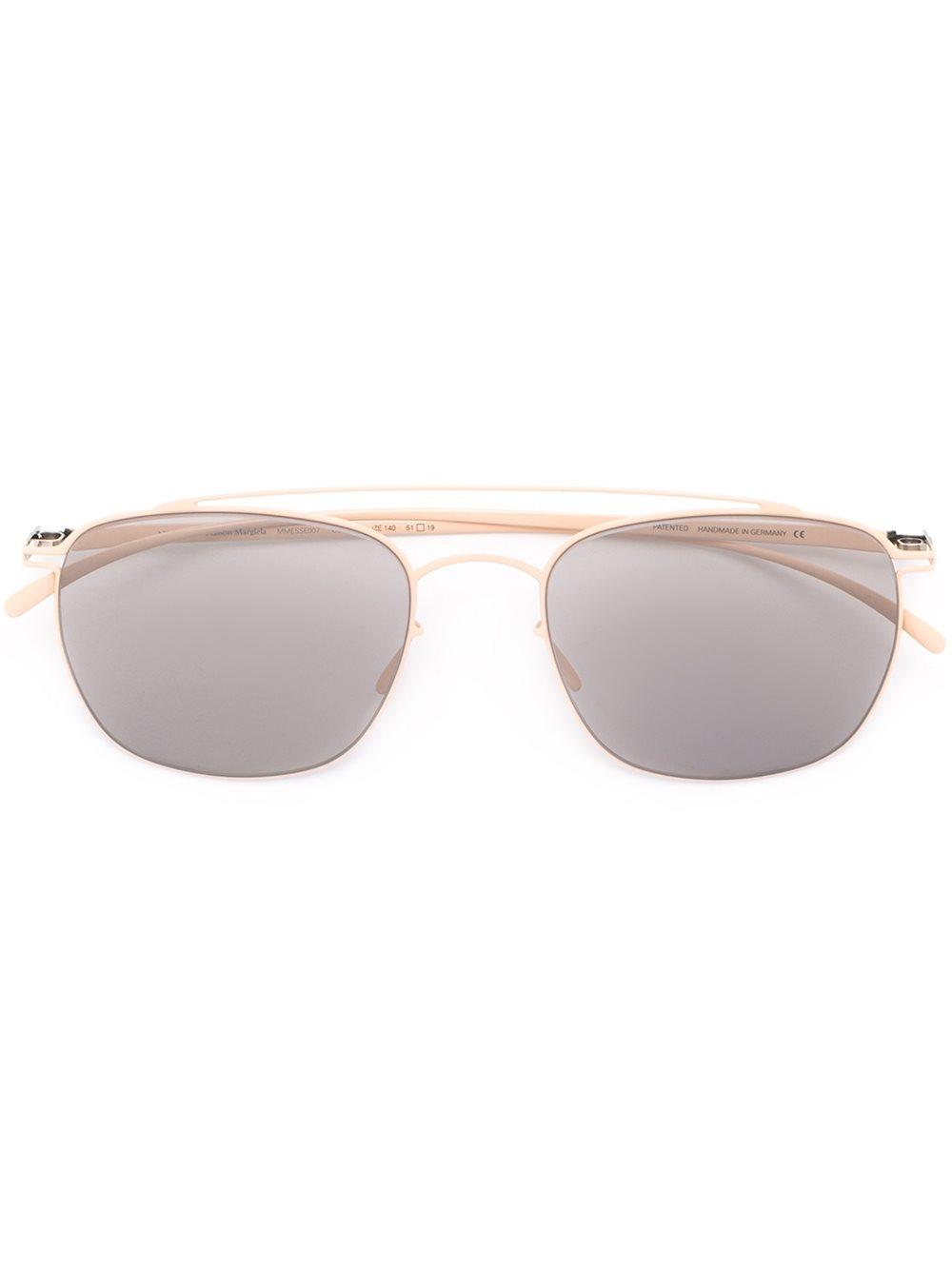 Mykita maison martin margiela x 39 mmesse007 39 sunglasses in for Martin margiela glasses
