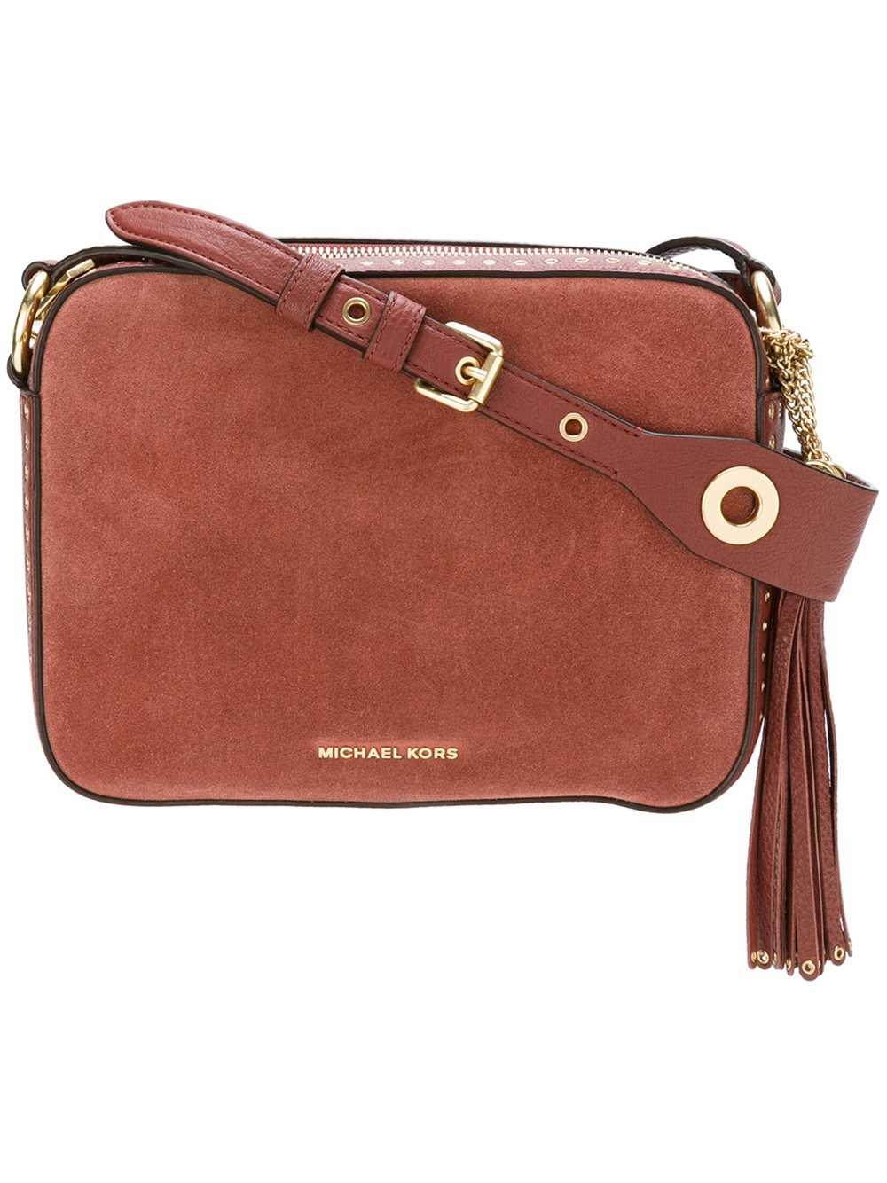 8cc0c0acc883 MICHAEL Michael Kors 'brooklyn' Crossbody Bag - Lyst