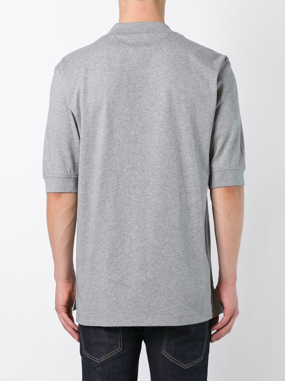 Lyst paul smith embroidered cactus t shirt in gray for men