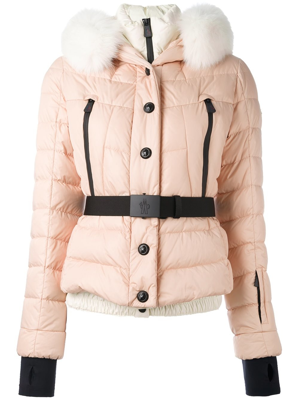 03a295f9d7d8 Lyst - Moncler Grenoble  beverly  Jacket