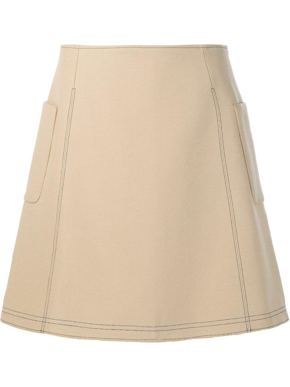 Wood Skirt 118
