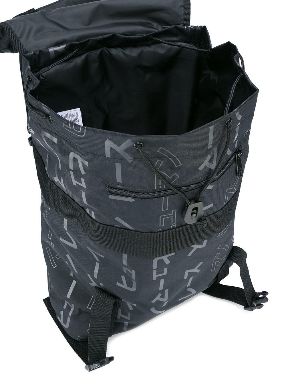dbd44c4ec8 Lyst - adidas Originals  hu Race  Printed Backpack in Black for Men