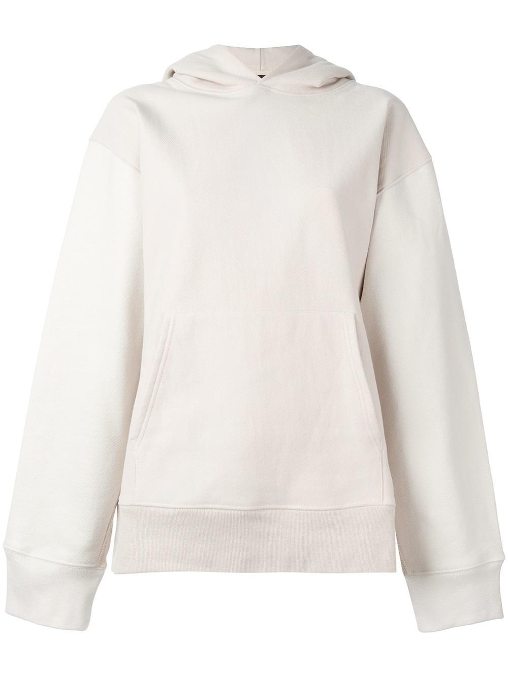 yeezy season 3 front pockets hoodie lyst. Black Bedroom Furniture Sets. Home Design Ideas