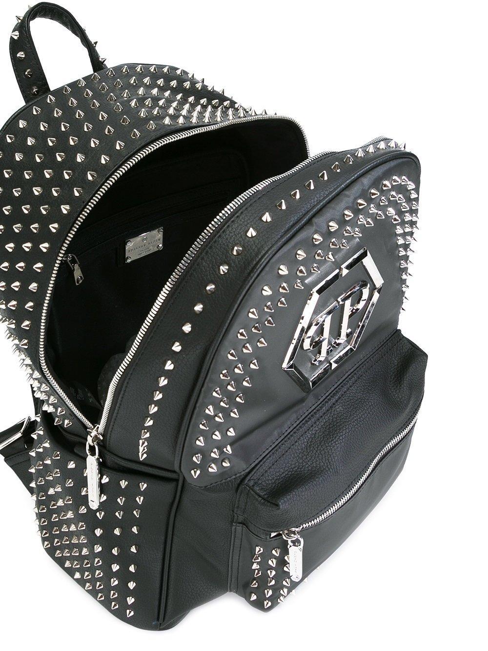 Lyst - Philipp Plein Major Backpack in Black for Men