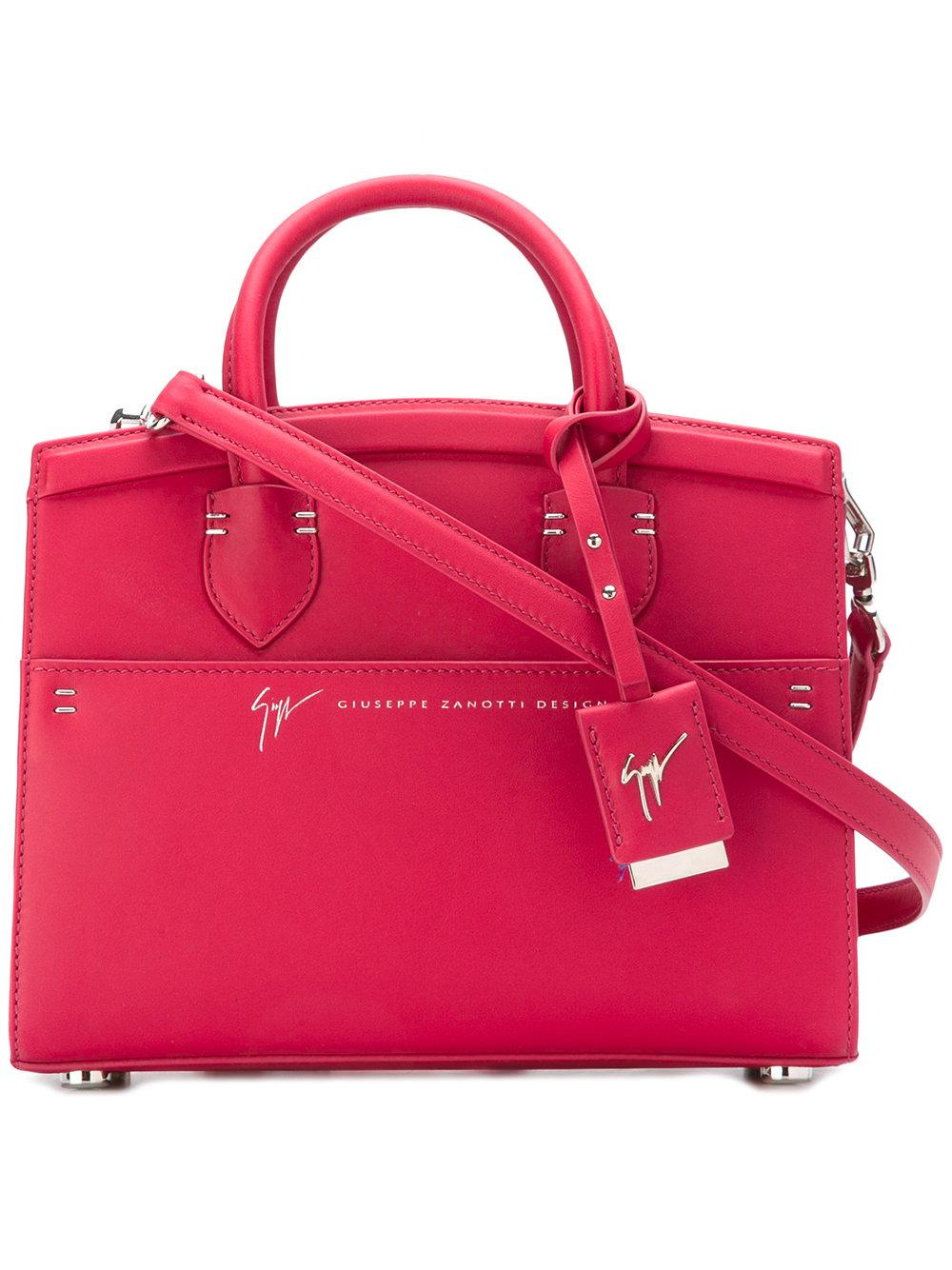 14ef68a1f6b Giuseppe Zanotti Angelina Tote in Pink - Lyst