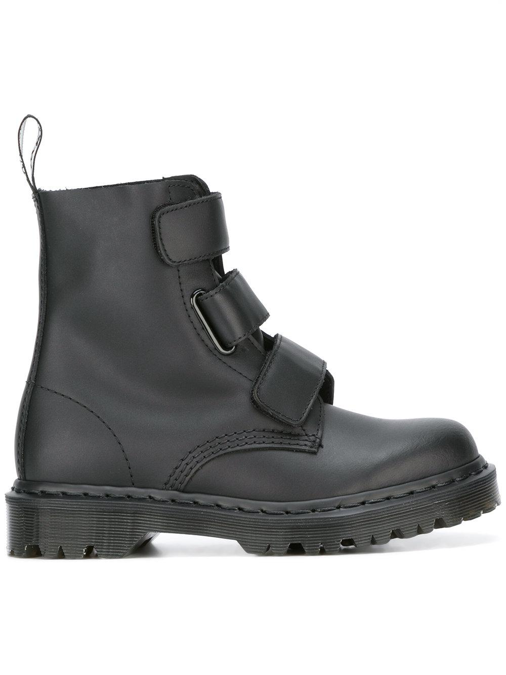 Lyst Dr Martens Coralia Boots in Black
