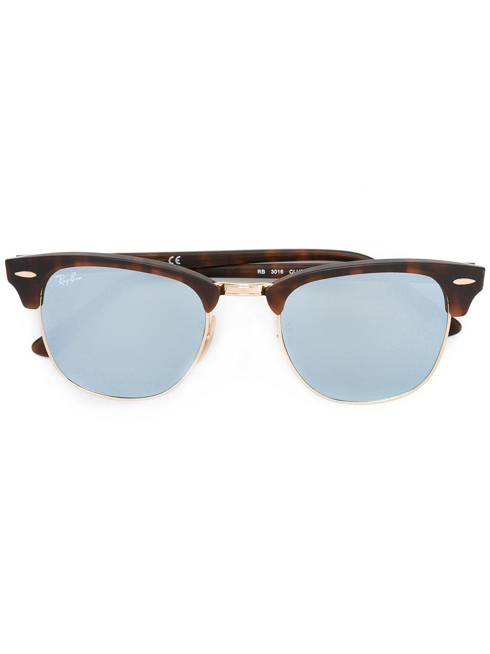 4ca9d51b97 Ray Ban Clubmaster Acetate And Metal Sunglasses « Heritage Malta