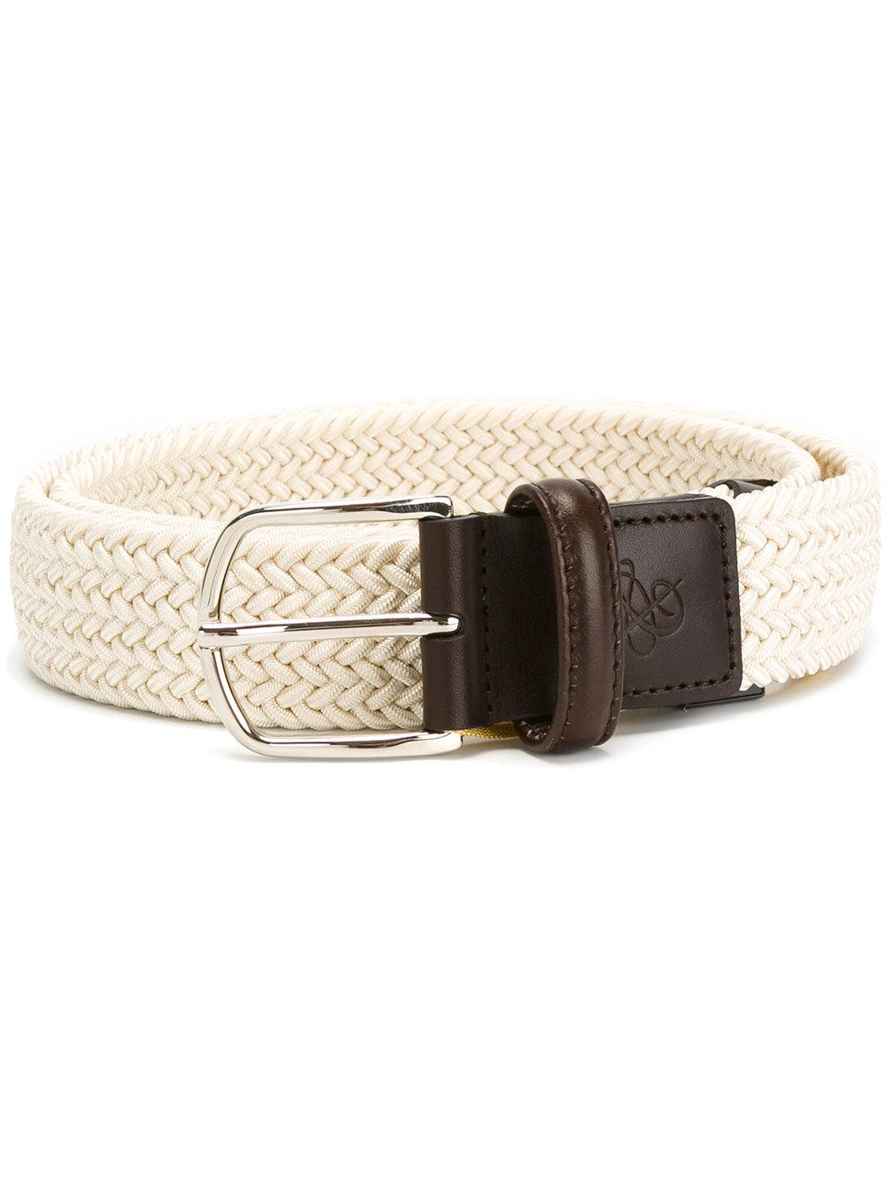Free shipping BOTH ways on Belts, White, Men, from our vast selection of styles. Fast delivery, and 24/7/ real-person service with a smile. Click or call