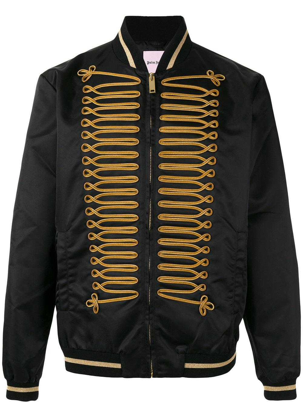 embroidered jacket mens