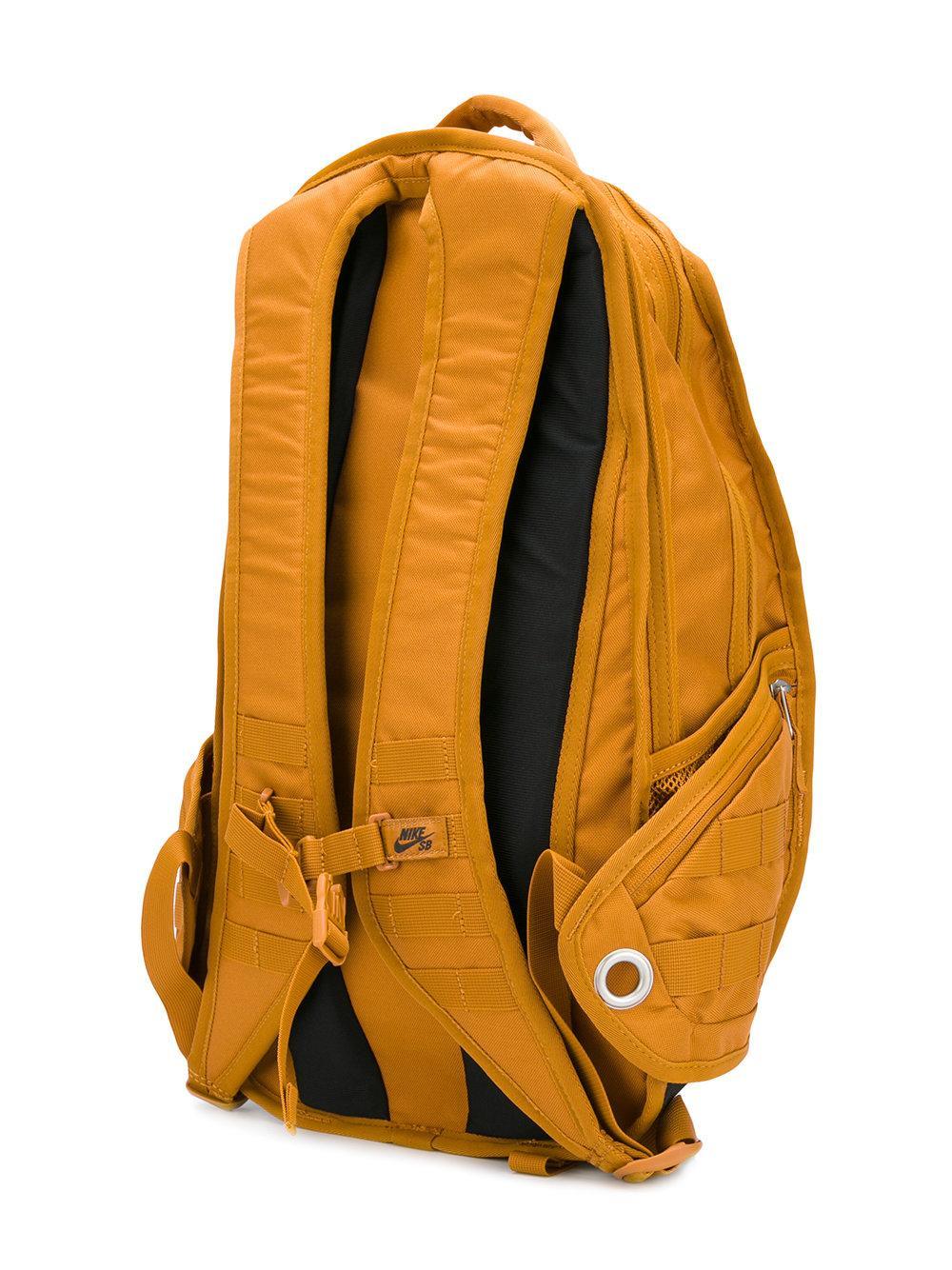 Mustard Yellow Nike Backpack- Fenix Toulouse Handball 96862e132499f