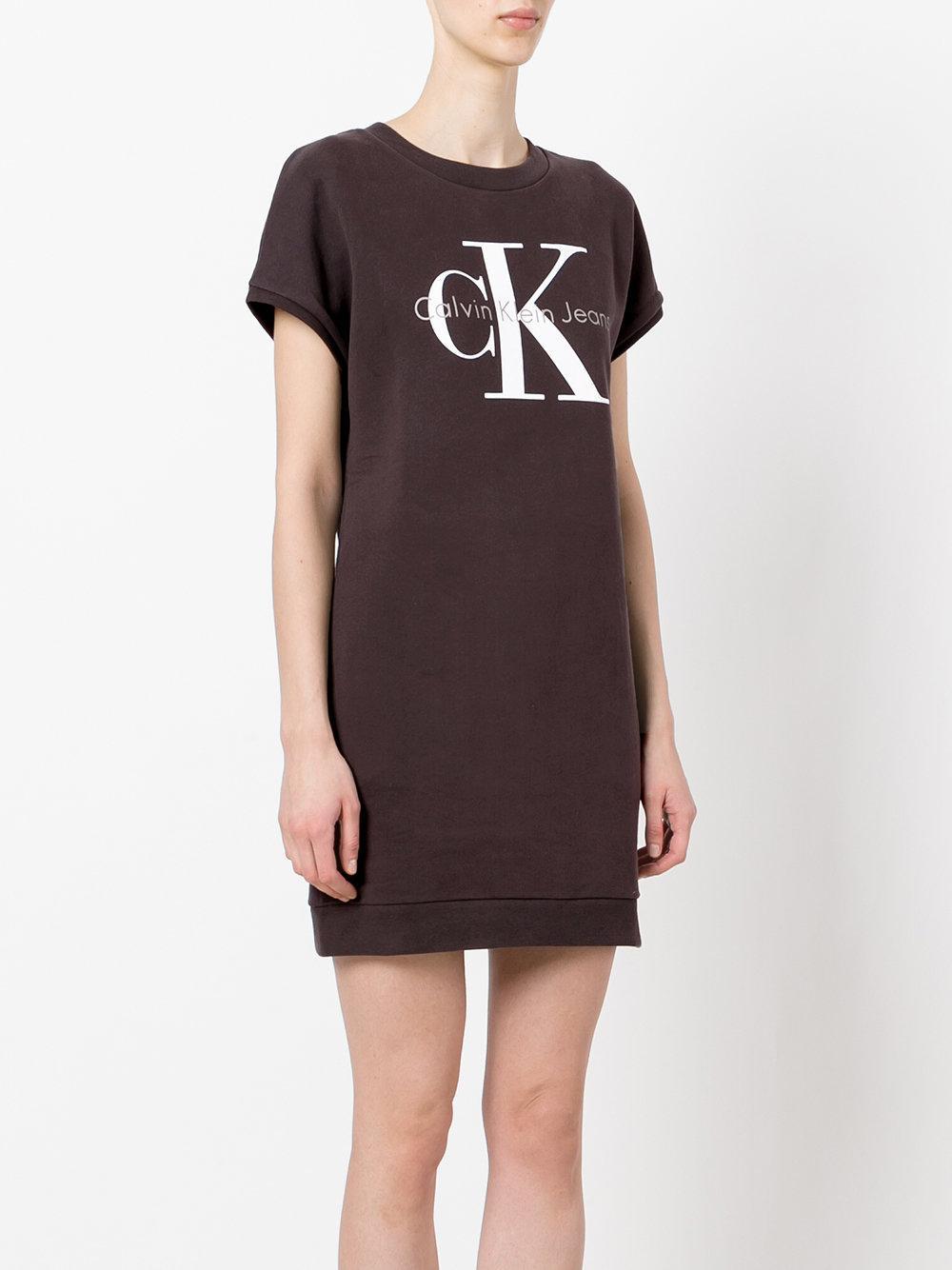 River Island Printed Shirt Dress