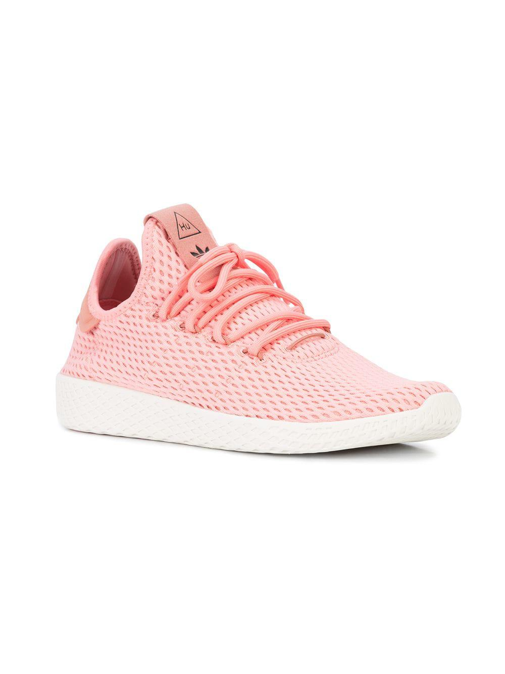 dd568d3ff Adidas Originals - Pink Pharrell Williams Tennis Hu Sneakers for Men - Lyst