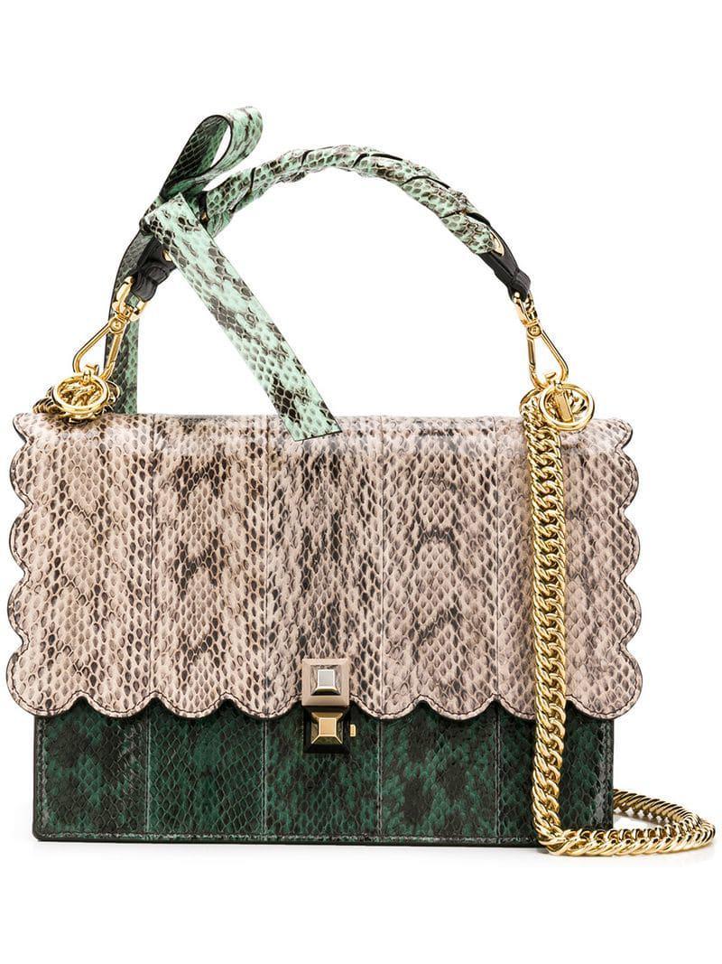 1bb851ac5840 Fendi. Women s Kan I Shoulder Bag