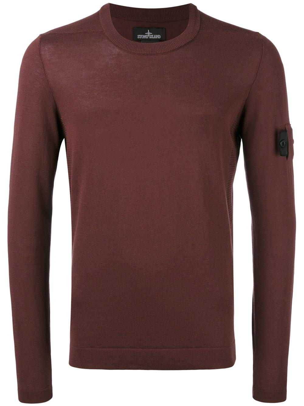 Brown Stone Island Jumper