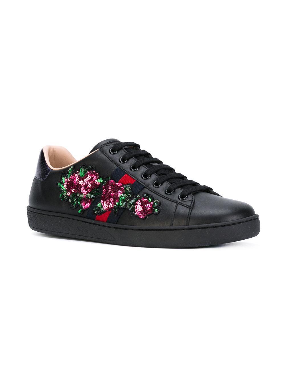 Gucci Shoes Women Floral