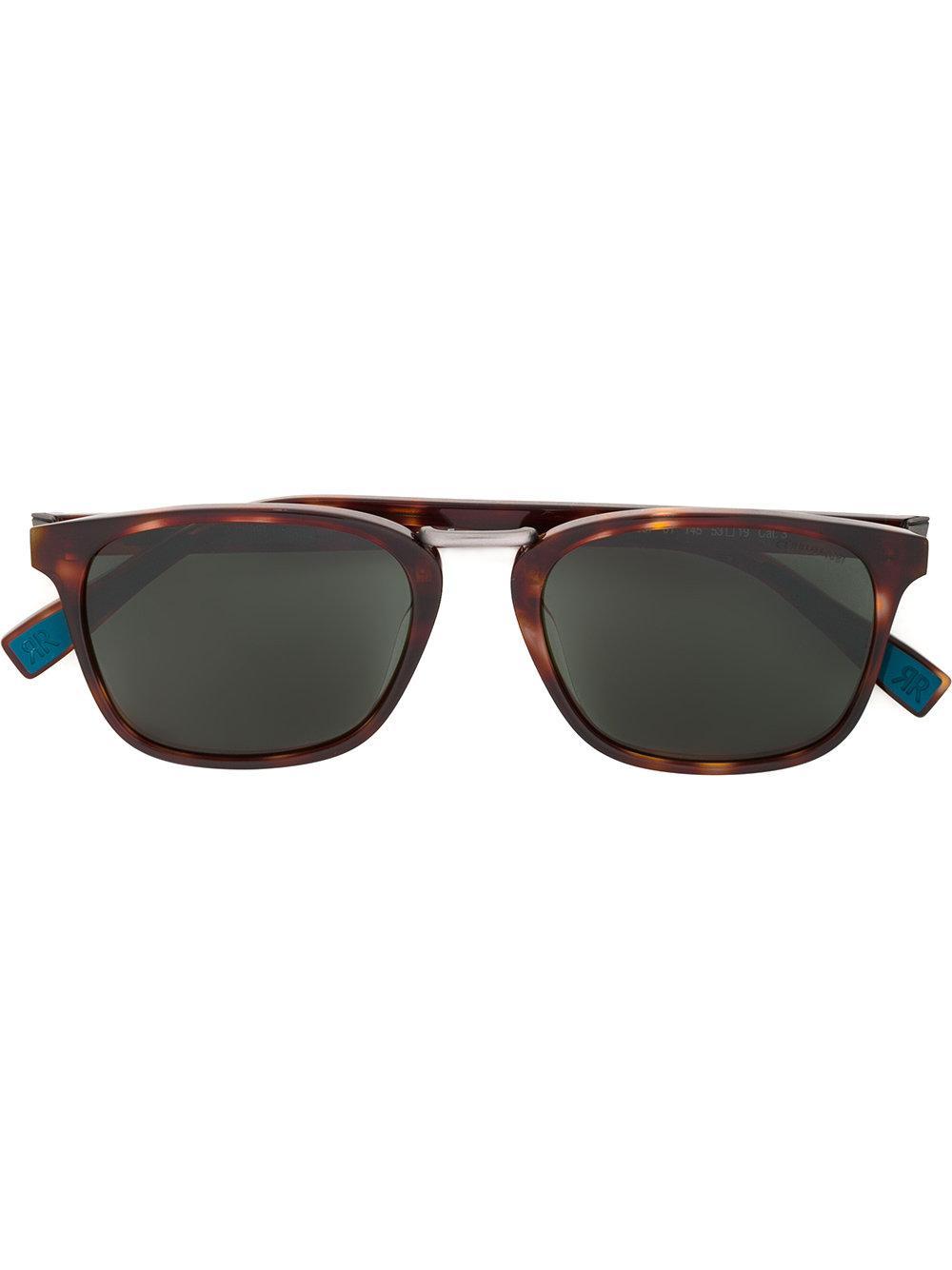 Cerruti 1881 Tortoiseshell Sunglasses In Brown For Men Lyst