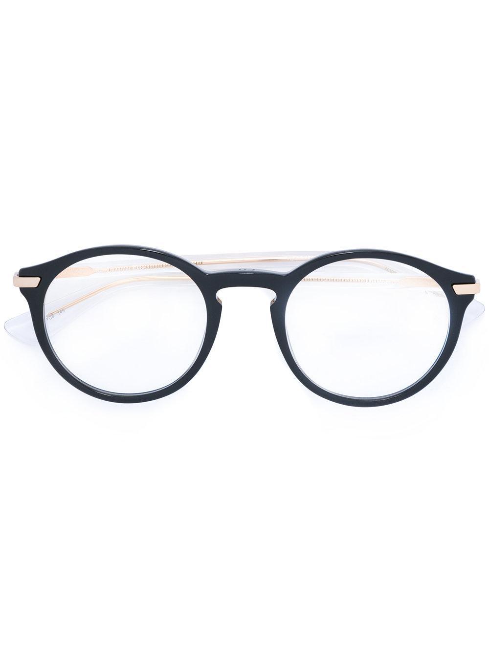 essence glasses in black lyst