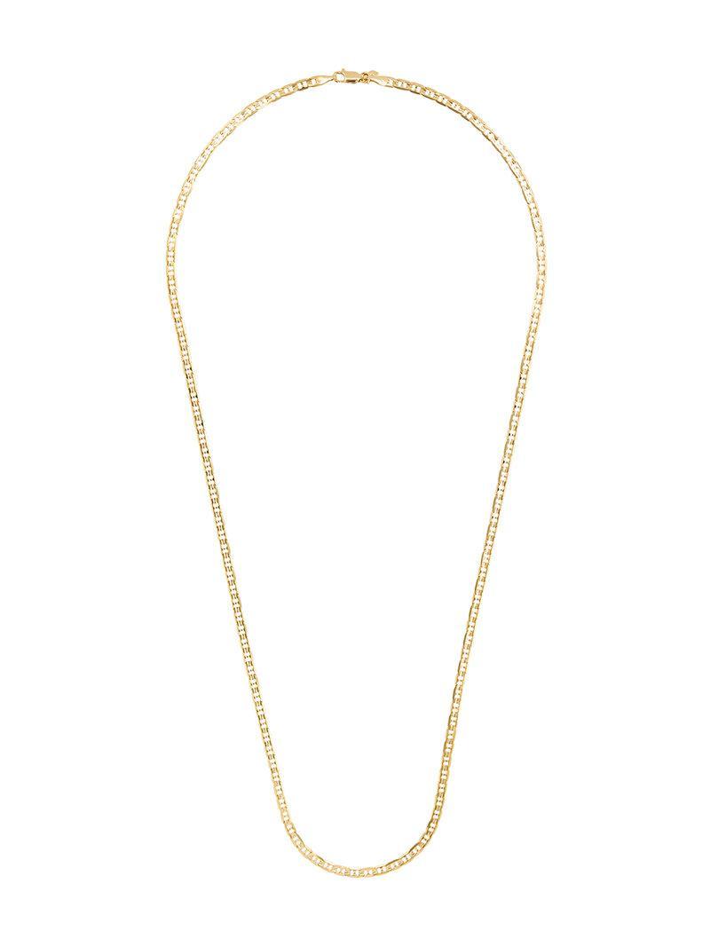 Maria Black Carlo necklace - Metallic TrbIH9