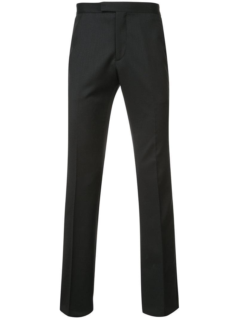 slim-fit suit trousers - Black Garcons Infideles Ioeowaw
