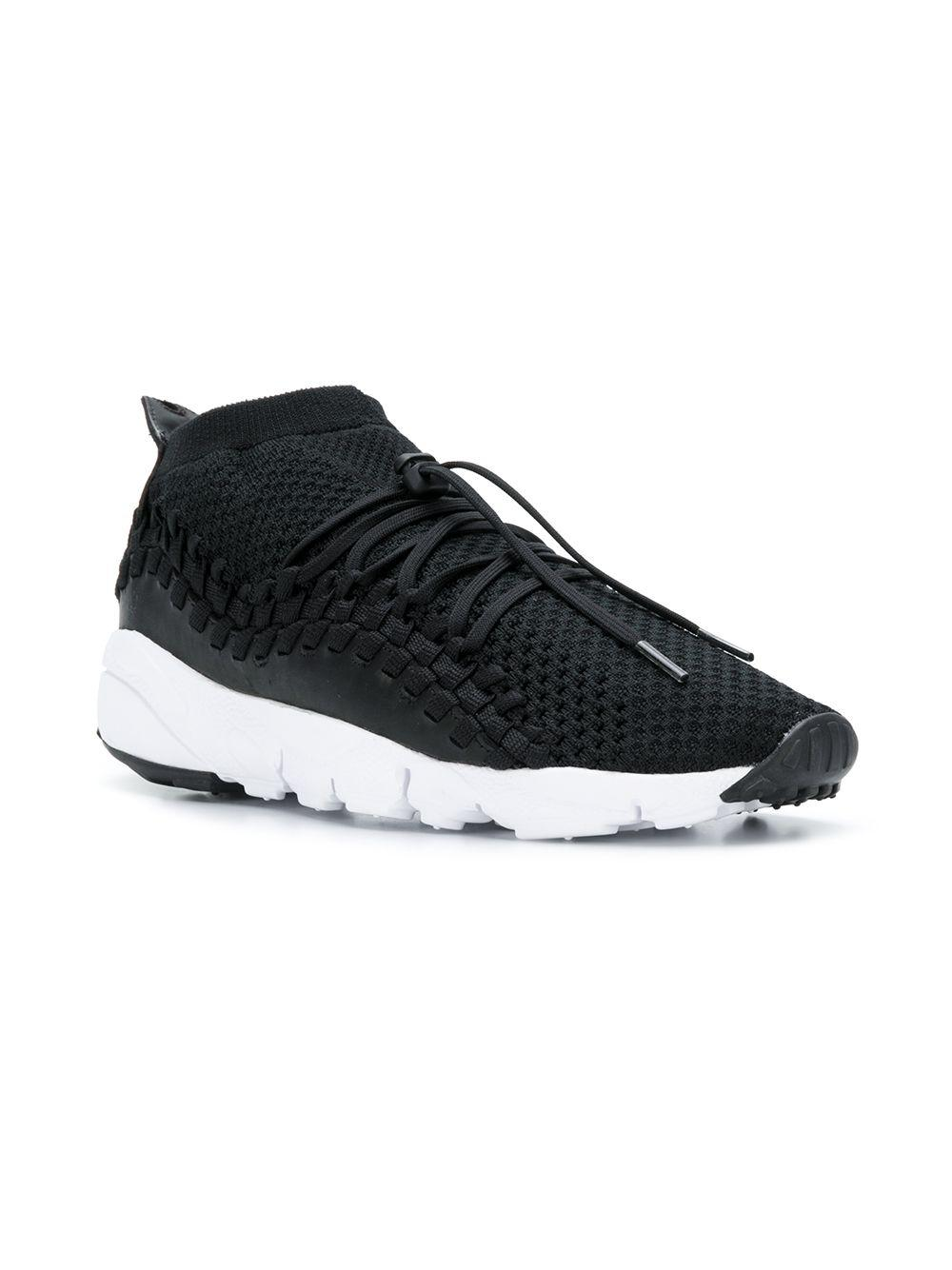 254f8f28ce71 Nike - Black Air Footscape Woven Dm Sneakers for Men - Lyst. View fullscreen