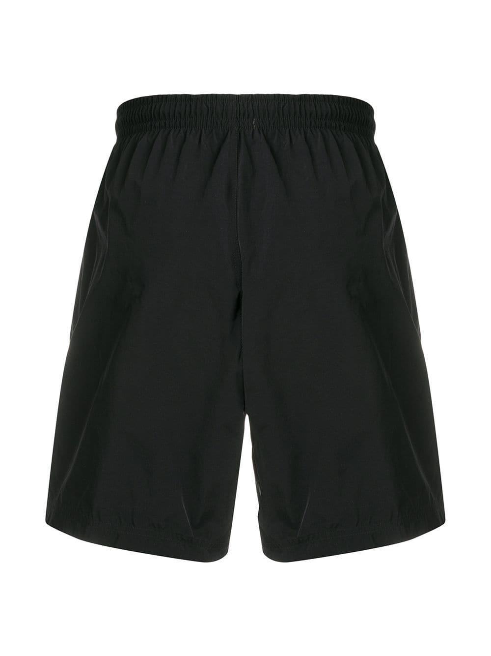 76d4b1b33a Alexander McQueen Front Skull Printed Swim Shorts in Black for Men - Lyst