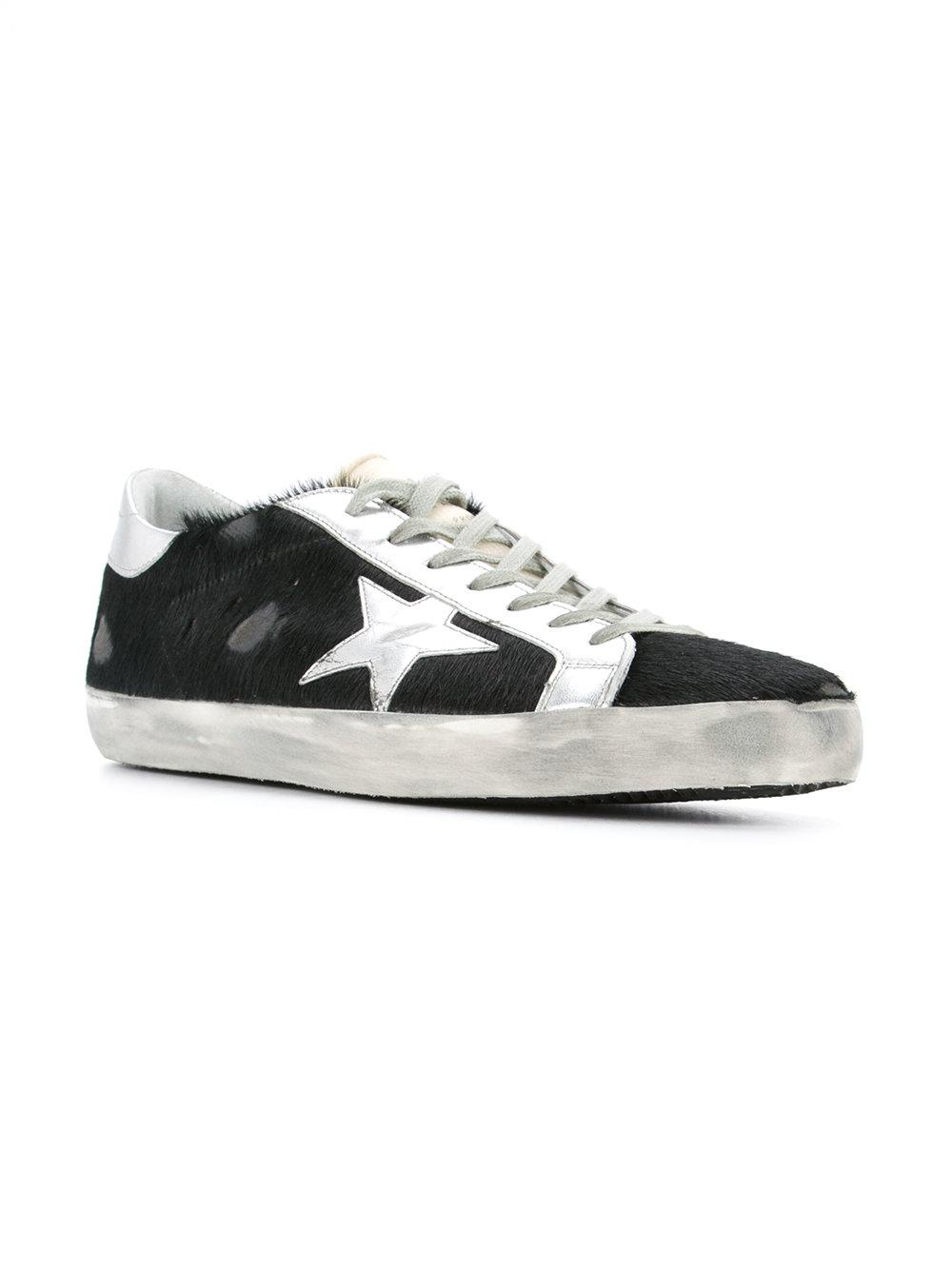 2b14d1c9c7726 Golden Goose Deluxe Brand Superstar Archive Sneakers in Black for Men - Lyst