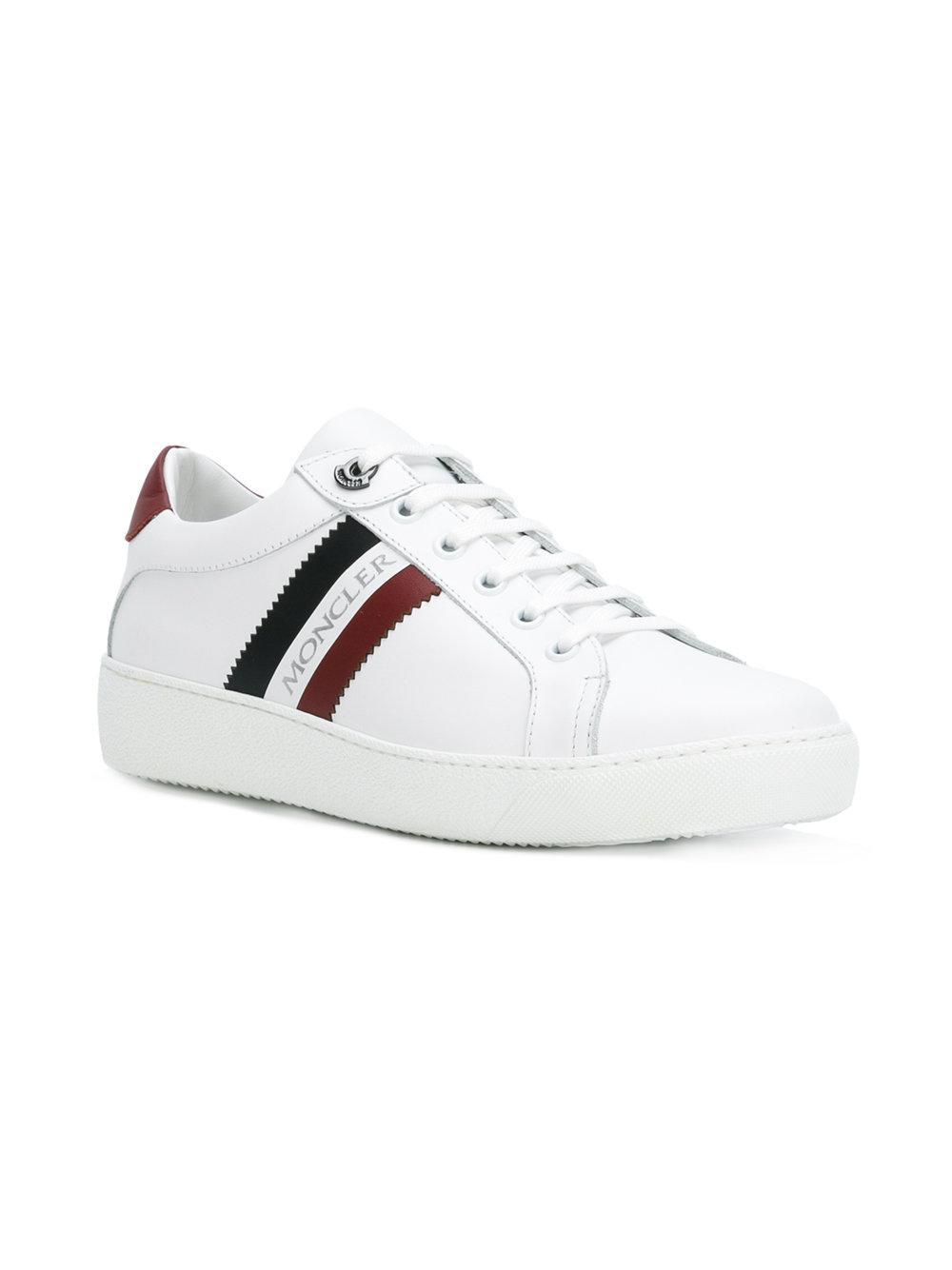Acne Studios White Leni Sneakers Lk6B0e