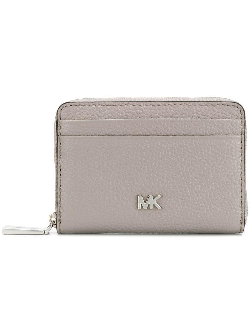 06e05c9d25704 Lyst - MICHAEL Michael Kors Mercer Purse in Gray