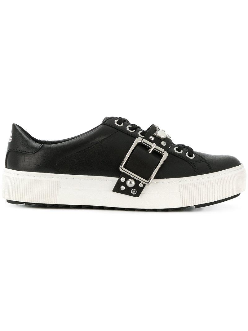 studded sneakers - Black Karl Lagerfeld