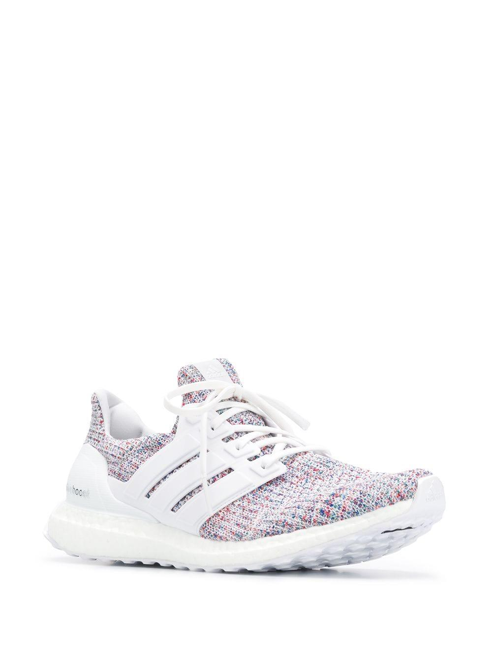 1f6029752fae1 Lyst - adidas Ultraboost Sneakers in White for Men